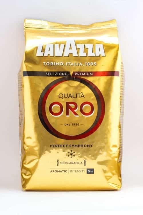 Lavazza Qualitá Oro szemes kávé 1 kg